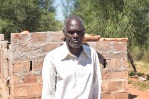 The Water Project: Mukuku Community A -  Samuel Muendo
