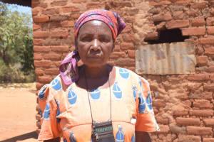 The Water Project: Kaukuswi Community A -  Alice Mungoli