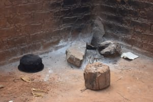 The Water Project: Kangalu Community A -  Cook Stove