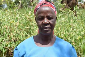 The Water Project: Kangalu Community A -  Grace Nzioki Mutui