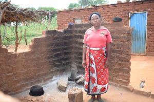 The Water Project: Kangalu Community A -  Kitchen And Cooking Area