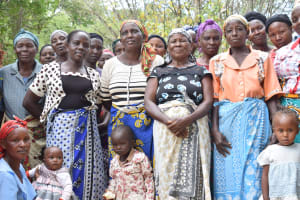 The Water Project: Kangalu Community A -  Self Help Group Members