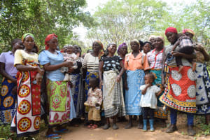 The Water Project: Kangalu Community A -  Self Help Group