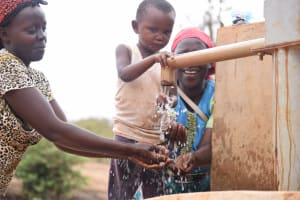 The Water Project: Katuluni Community -  A Year Later