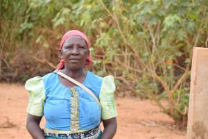 The Water Project: Katuluni Community -  Mary Nzoka