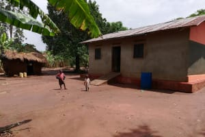 The Water Project: Nyakasenyi Byebega Community -  Children In Compound