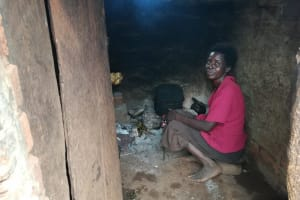 The Water Project: Nyakasenyi Byebega Community -  Cooking