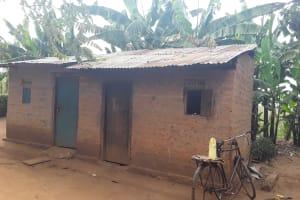 The Water Project: Nyakasenyi Byebega Community -  Home
