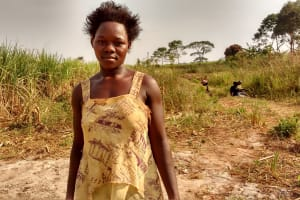 The Water Project: Nyakasenyi Byebega Community -  Mary Nyanguma