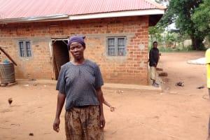 The Water Project: Nyakasenyi Byebega Community -  Sarah Nyanjura