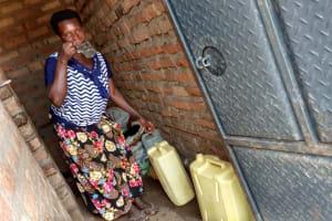 The Water Project: Kimigi Kyamatama Community -  Drinking Water