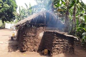 The Water Project: Kimigi Kyamatama Community -  Kitchen
