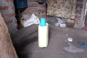 The Water Project: Kimigi Kyamatama Community -  Water Container And Cup