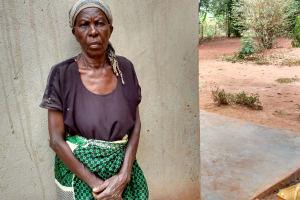 The Water Project: Kikube Nyabubale Community -  Beatrice Nyamaizi