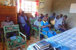 The Water Project: Matungu SDA Special School -  Training