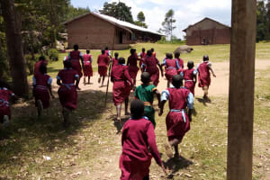 The Water Project: Kipchorwa Primary School -  School Grounds