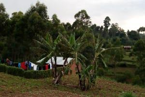 The Water Project: Bumira Community, Imbwaga Spring -  Community Household
