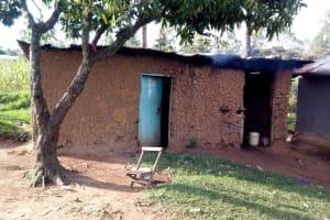 The Water Project: Shikangania Community, Abungana Spring -  Household