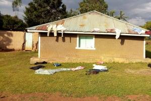 The Water Project: Bumira Community, Madegwa Spring -  Household