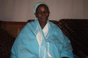 The Water Project: Bumavi Community, Joseph Njajula Spring -  Serifa Agubasu