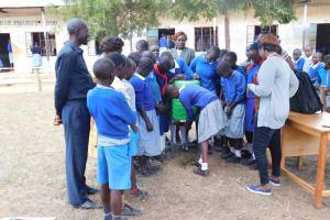 The Water Project: Lumakanda Township Primary School -  Handwashing Training