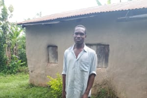 The Water Project: Buyangu Community, Osundwa Spring -  Tyson Emonyangwa