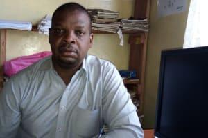 The Water Project: Gimariani Secondary School -  Teacher Chimakati Lwanga Charlly