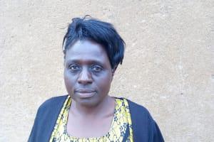 The Water Project: Kisasi Community, Edward Sabwa Spring -  Ebby Mulyango