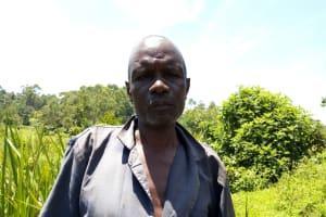 The Water Project: Bumira Community, Madegwa Spring -  Joseph Madegwa