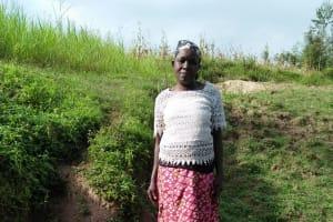 The Water Project: Sasala Community, Kasit Spring -  Grace Kasiala