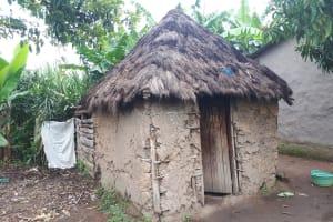 The Water Project: Buyangu Community, Osundwa Spring -  Kitchen