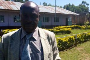 The Water Project: Bumira Community, Madegwa Spring -  Jairus Aswani