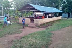 The Water Project: Shikangania Community, Abungana Spring -  Children At The Orphanage