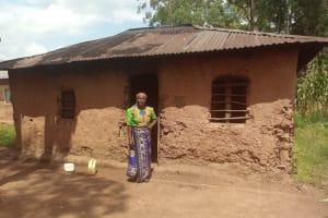 The Water Project: Kimangeti Primary School -  School Kitchen