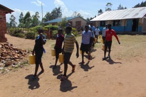 The Water Project: Namakoye Primary School -  Bringing Water To The Artisans
