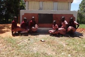 The Water Project: Irobo Primary School -  New Latrines