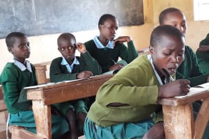 The Water Project: Bojonge Primary School -  Training