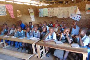 The Water Project: Namakoye Primary School -  Dental Hygiene Training