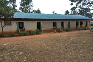 The Water Project: Kimangeti Primary School -  Classrooms