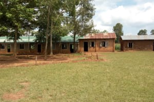 The Water Project: Chiliva Primary School -  School Grounds