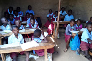 The Water Project: Kipchorwa Primary School -  Students In Class