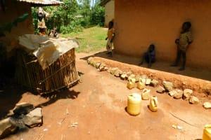 The Water Project: Ebutindi Community, Tondolo Spring -  Household