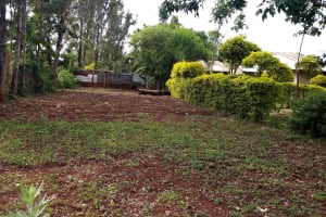 The Water Project: Bumira Community, Madegwa Spring -  Household Compound
