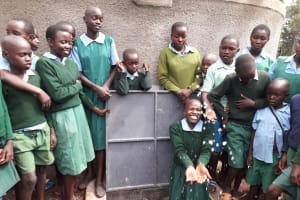 The Water Project: Bojonge Primary School -  A Smile From Marion Chemutai