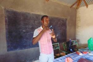 The Water Project: Matungu SDA Special School -  Dental Hygiene Training