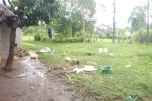 The Water Project: Buyangu Community, Osundwa Spring -  Household