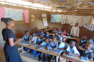 The Water Project: Namakoye Primary School -  Training