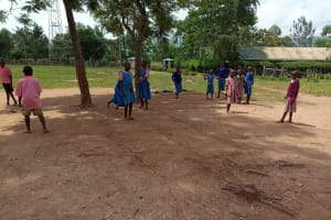 The Water Project: Kimangeti Primary School -  Students Playing