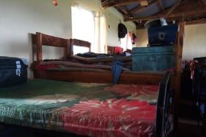The Water Project: Kimangeti Girls' Secondary School -  Dormitory