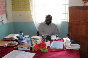 The Water Project: Kakamega Muslim Primary School -  Office